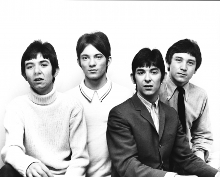 The Small Faces - Steve Marriot, Ronnie Lane, Kenney Jones, Ian McLagen, 1960s music, The Small Faces