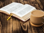 Bible And Cup Milk