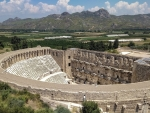 Theatre in Aspendos, Turkey