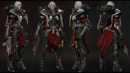 Warhammer Sisters Of Battle Other Video Games Background Wallpapers On Desktop Nexus Image 2410108