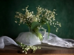 Lily Of Valley With Lace