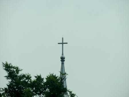 Church Cross - Church Cross, Sky, Church, Architecture, Photography