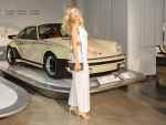 Athena Brensberger picking out her Porsche