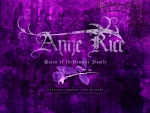 Anne Rice the queen of vampire's stories