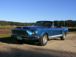 1968 Mustang Shelby GT500KR Convertible