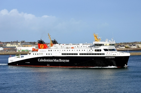 'Loch Seaforth' Ferry - Scotland - Scotland, Scottish Highlands, Loch Seaforth Ferry, Ferries