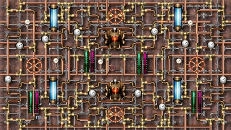 Steampunk pipes background-1 - Steampunk art, Steampunk, steampunk Background, Steampunk wallpaper