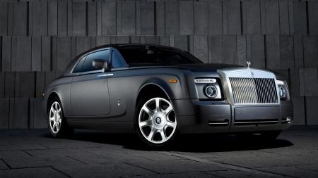 2009 Rolls Royce Phantom Coupe Rolls Royce Cars Background
