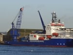 Bibby Polaris Offshore Support Vessel