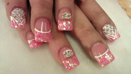 Comments on Girly Girl Nails