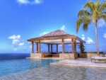 Exotic Seaside Gazebo