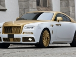 2016 Rolls-Royce Wraith Palm Edition 999 by Mansory
