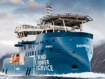 Siemens Windea Offshore Support Vessel
