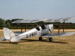 de Havilland DH82 Tiger Moth Biplane