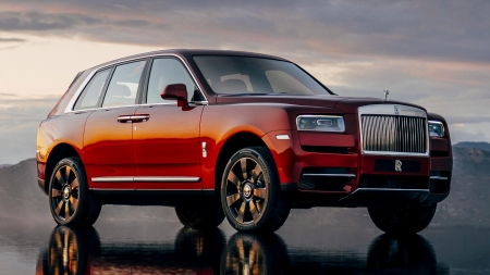 2018 Rolls Royce Cullinan Rolls Royce Cars Background