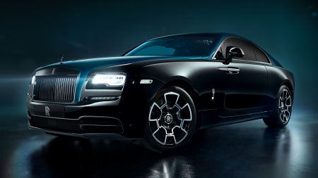 2018 Rolls Royce Wraith Black Badge Adamas Rolls Royce Cars