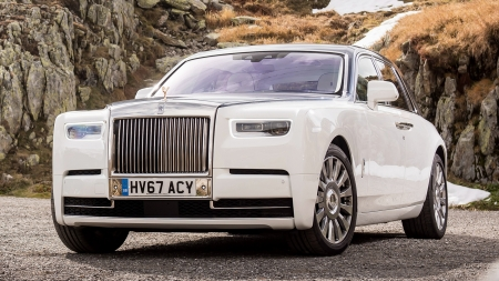 2017 Rolls-Royce Phantom - Rolls-Royce, Car, Luxury, Phantom