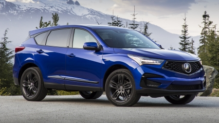 2019 Acura RDX A-Spec - RDX A-Spec, Sport, Utility, Car, Vehicle, SUV, Acura