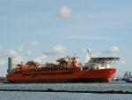Petrojarl 1 Offshore Support Vessel
