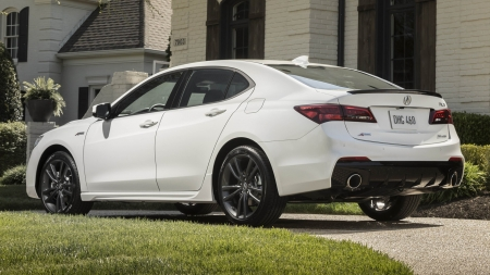2018 Acura TLX A-Spec - TLX A-Spec, Car, Acura, Luxury