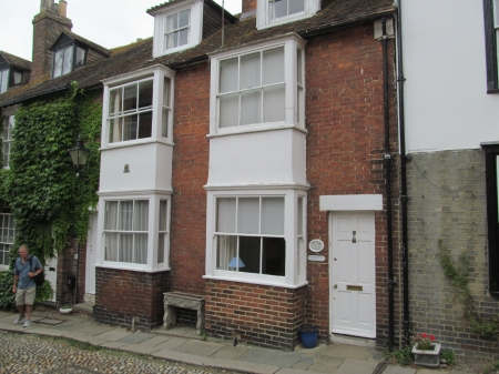 Mermaid Cottage - Cottages, Rye, Dwellings, Sussex, Houses, UK