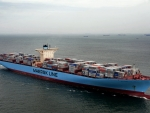 Container Ship Edith Maersk