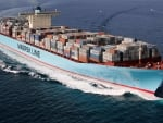 Container Ship Estelle Maersk