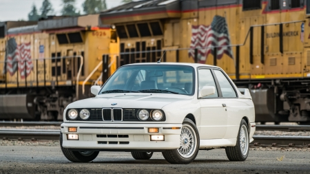 1988 BMW E30 M3 - E30 M3, BMW, Car, Luxury, Old-Timer