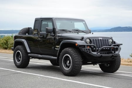 2012 Jeep Wrangler JK-8 Pickup Conversion - Pickup, Off-road, JK-8, Car, Wrangler, Jeep, Conversion