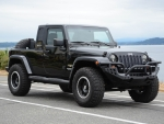 2012 Jeep Wrangler JK-8 Pickup Conversion