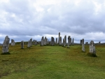 Callanish Standing Stones - Isle of Lewis - Outer Hebrides - Scotland