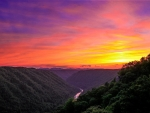 West Virginia Sunset