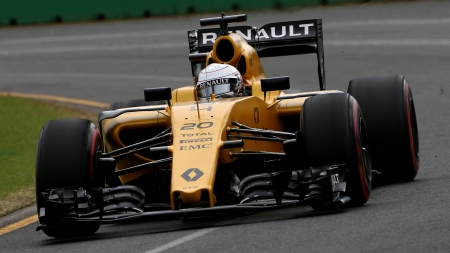 2016 Renault RS16 - RS16, Sport, Renault, Formula One, Racing
