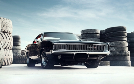 1968 Dodge Charger R/T - Dodge & Cars