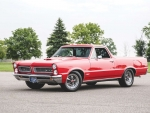 This GTO-El Camino mashup is the muscle truck of our dreams