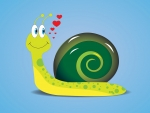 Snail in Love :)