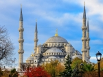 Sultan Ahmed Mosque Istanbul, Turkey