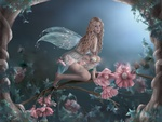 Enchantted flower fairy jpg
