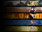 The Five Kages