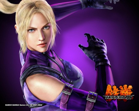 tekken girl - tekken girl, cool