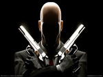 HITMAN GUNS IN SHADOW