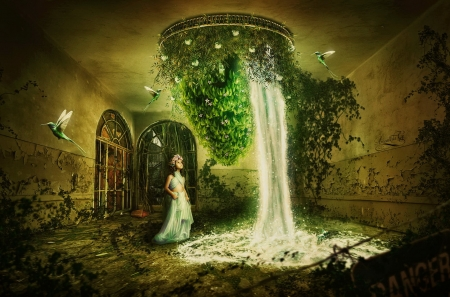 The Tree Of Life Fantasy Abstract Background Wallpapers On Desktop Nexus Image 2420057