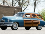 1950 Packard Standard Eight Station Sedan