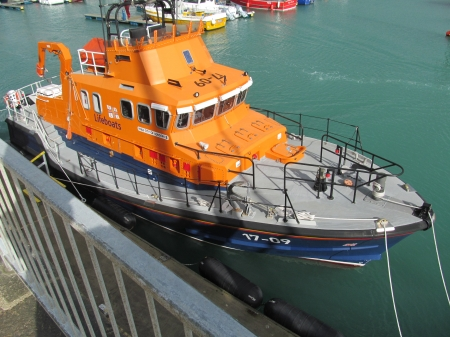 Lifeboat - RNLI, Dover, Kent, Lifeboats, Sea Rescue, UK