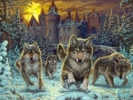Medieval Wolves