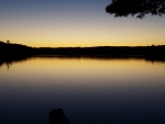 Lake William at Twilight