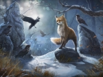Fellowship of Mr. Fox