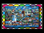 Denver Colorado by artist Eric Dowdle