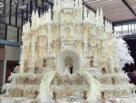 Large Wedding Cake