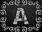 "Letter ""A"""